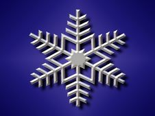 Free Snowflake Royalty Free Stock Images - 2551899
