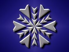Free Snowflake Stock Photography - 2551902