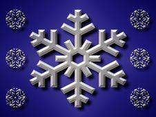 Free Snowflakes Stock Photos - 2551903