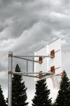 Free Thunder Over Playground Stock Photos - 2552103