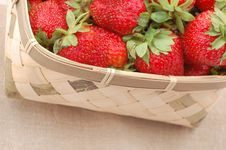 Free Strawberries Stock Images - 2552564