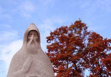 Free The Statue Of Prayer Stock Photo - 2554810