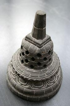 Free Stone Stupa Stock Photography - 2554942
