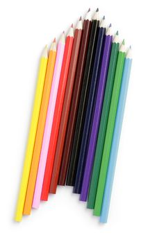 Free Crayons Stock Photography - 2556682
