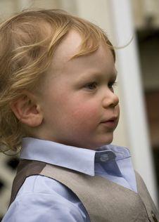 Free Boy 1 Royalty Free Stock Photos - 2557308