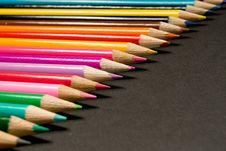 Free Color Pencils Stock Image - 2558741