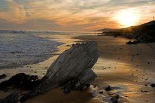 Free Golden Sand Stock Photos - 2559613