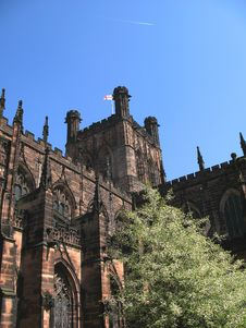 Free Chester Anglican Cathedral In Stock Photo - 2559770