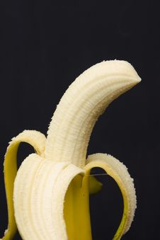 Free Peeled Banana Stock Photos - 2559953