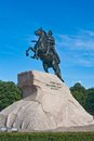 Free Monument To Peter I In St-Petersburg Stock Images - 25500194