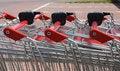 Free SupermarketTrolley4 Stock Photo - 25503470