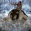 Free Adelinda And Baren Stock Image - 25504271