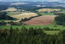 Free Agricultural Landscape Stock Image - 25502041