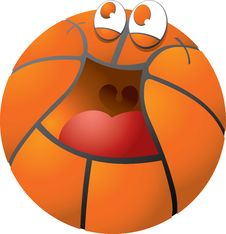 Free Happy Basketball Stock Images - 25503824