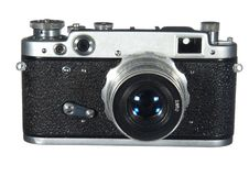 Free Classic Vintage Camera Stock Photography - 25505042