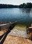 Free Small Boat Ramp Stock Photo - 25505300