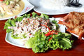 Free Thai Cuisine Royalty Free Stock Photos - 25511148