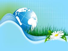 Free Environmental Vector Concept. Eps10 Stock Photography - 25510732