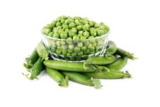 Free Pea Pod Stock Photo - 25510740