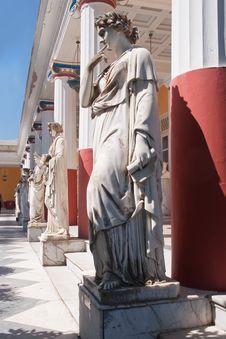 Free Achilleon Palace Stock Photo - 25511550
