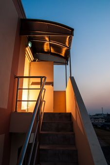 Free Door Light. Stock Photography - 25512212