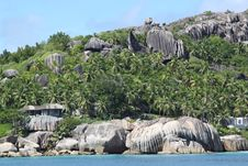 Free Rocks Seychelles Royalty Free Stock Images - 25515279