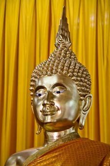 Free Buddha Image Face Stock Images - 25518724
