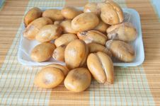 Free Thai Sweet Fruit,Zalacca In Package Stock Photography - 25525162