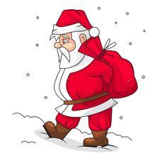 Free Santa Claus Royalty Free Stock Photography - 25526247
