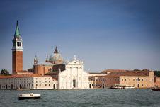 Free San Giorgio Maggiore Basilica By Andrea Palladio, Royalty Free Stock Photo - 25527745