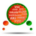 Free Multi-colored Web Poster Stock Photos - 25535633