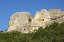 Free Mountain Crimea In Ukraine Royalty Free Stock Photo - 25530255