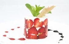 Free Dessert Royalty Free Stock Photos - 25530328