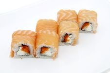 Free Japanese Sushi Stock Photography - 25530402
