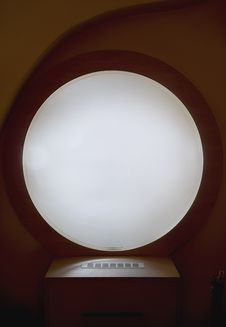 Free Round Window Royalty Free Stock Photography - 25530857