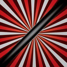 Background Rays Stock Image