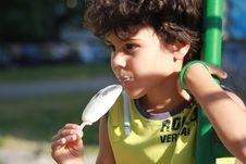 Free Ice Cream Stock Photos - 25545993