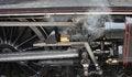Free Steam Locomotive. Royalty Free Stock Photo - 25558515