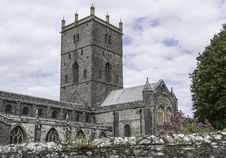 Free St. David S Cathedral Royalty Free Stock Photography - 25553067