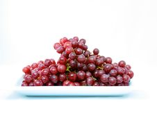 Free Red Grapes Stock Photos - 25555403