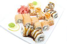 Free Sushi Stock Photos - 25561523