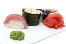 Free Sushi Royalty Free Stock Photography - 25561737