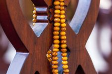 Free Muslim Rosary Beads Stock Photography - 25571902
