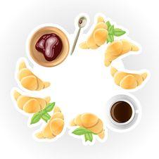 Free Breakfast Royalty Free Stock Photos - 25572128