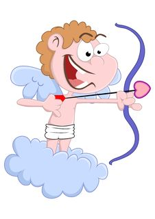 Free Cupid Stock Photography - 25576702
