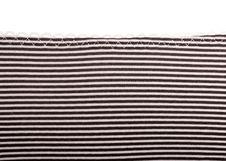 Free Black And White Cloth Stock Photo - 25576970