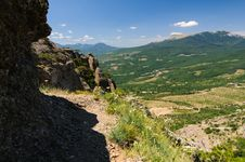 Free Mountains, Crimea, Ukraine Stock Image - 25580351