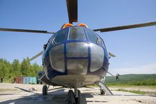 Free Helicopter Stock Image - 25583991