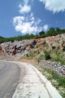 Free Bicaz Geological Stock Photos - 25590483