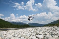 Free Helicopter Stock Photos - 25591833